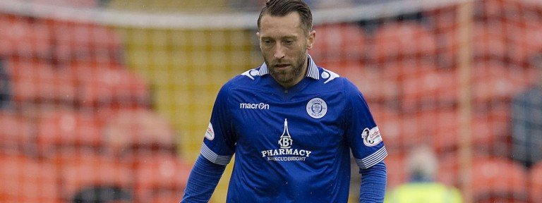 Stephen Dobbie - Queen of the South