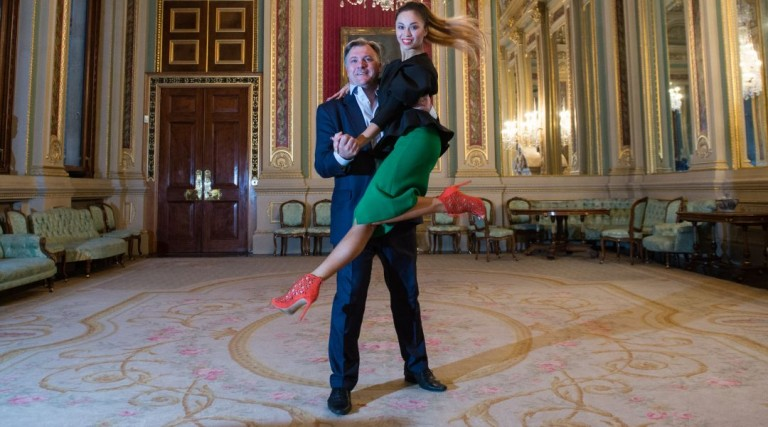 Ed Balls- Strictly Come Dancing