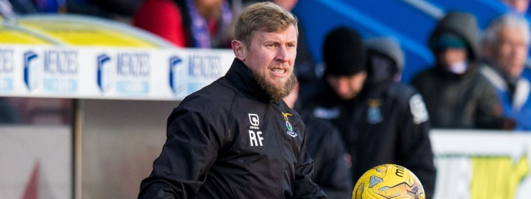 Richie Foran - Inverness Caledonian Thistle