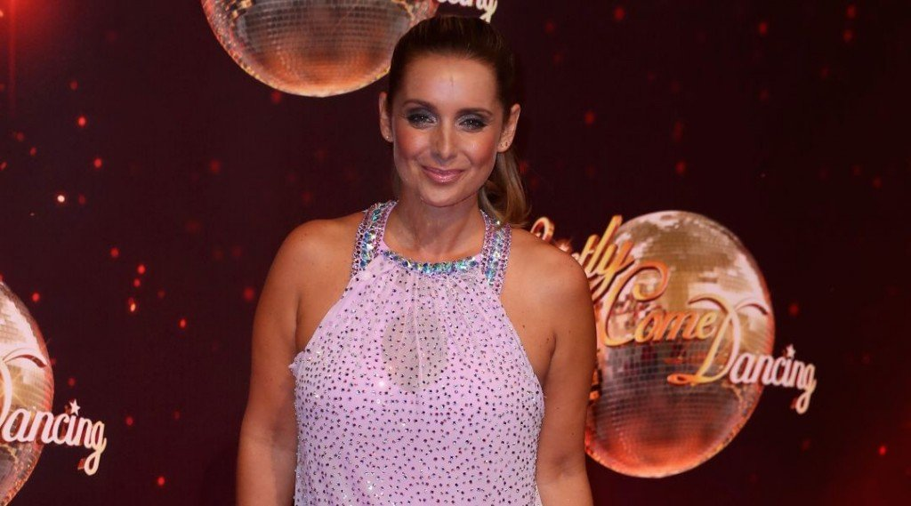 Louise Redknapp - Strictly Come Dancing