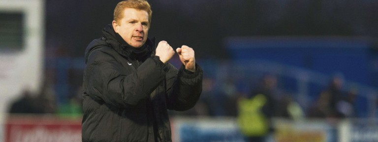 Neil Lennon - Ladbrokes Championship Manager of the Month