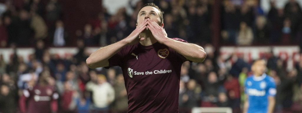Don Cowie - Hearts
