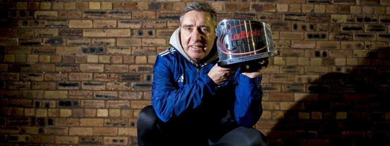 Jim McInally - Ladbrokes League 1 Manager of the Month