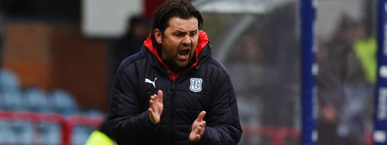 Paul Hartley - Dundee - Ladbrokes Premiership Manager of the Month