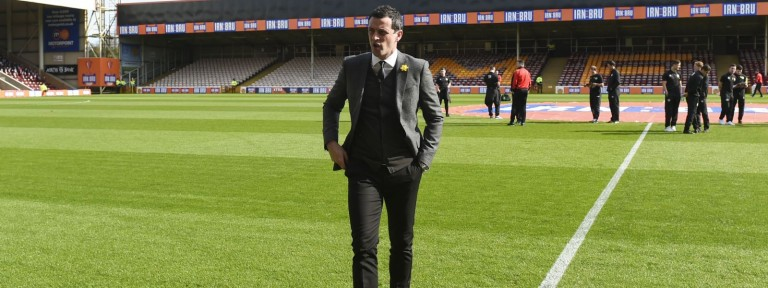 Jack Ross - Ladbrokes Championship Manager of the Month