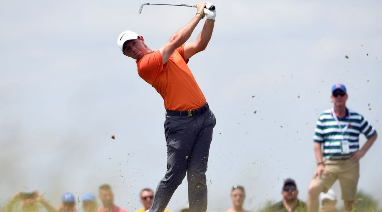 Rory McIlroy US Open odds
