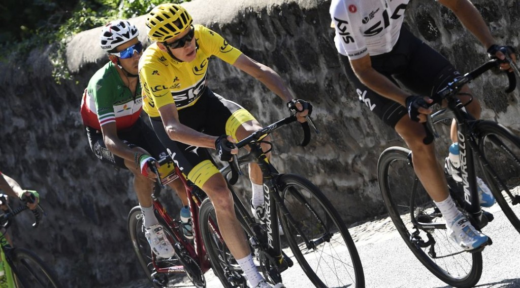 Chris Froome odds