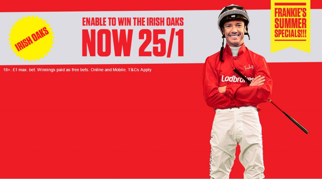 Enable odds