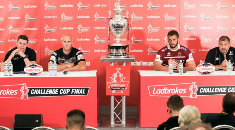 Challenge Cup odds