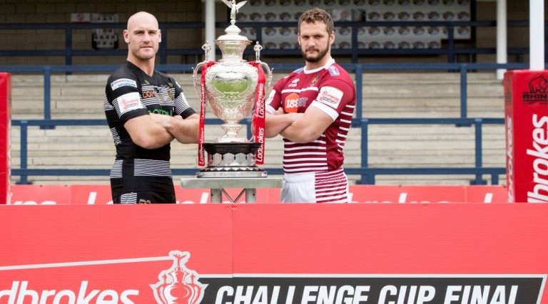 Challenge Cup final odds