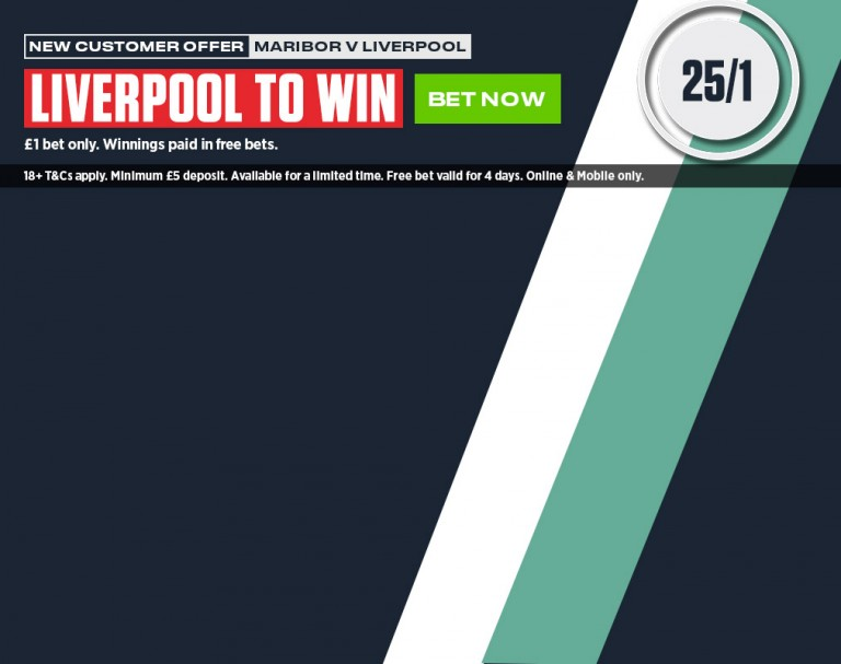 Liverpool Champions League odds