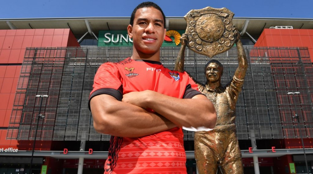 Rugby League WC 2017 betting