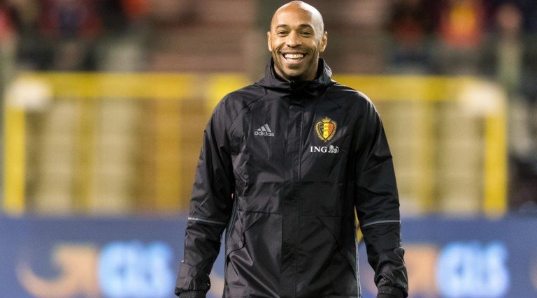 Thierry Henry odds