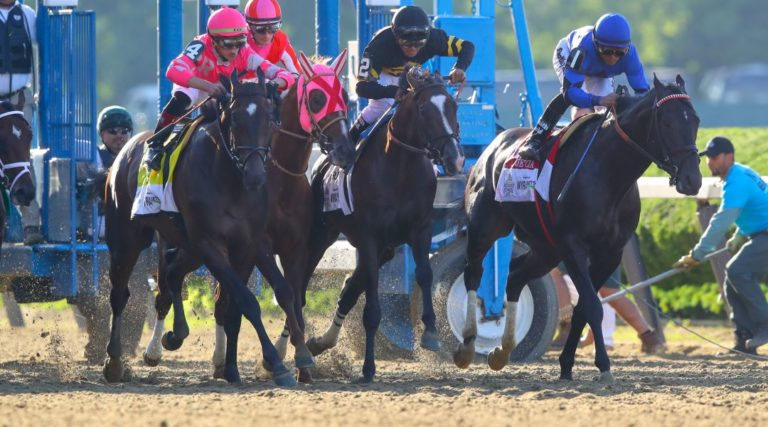 Horse Racing, Belmont Stakes