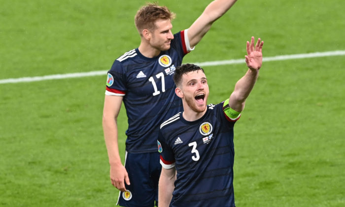 Stuart Armstrong, Andy Robertson, Scotland, World Cup Qualifying Group F odds