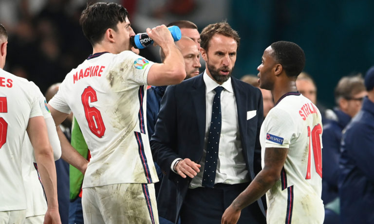 Gareth Southgate, Harry Maguire, Raheem Sterling, England player ratings