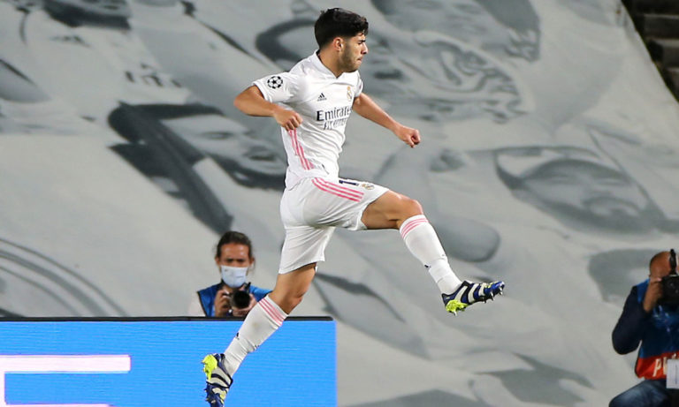 Marco Asensio, Real Madrid
