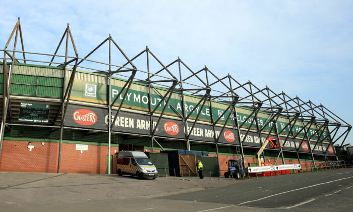 Plymouth, Home Park