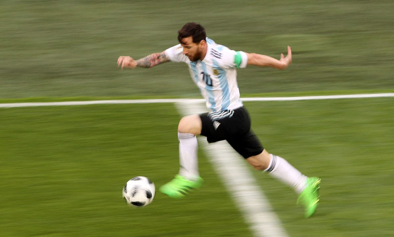Lionel Messi is the favourite to score first in Argentina v Colombia betting tips