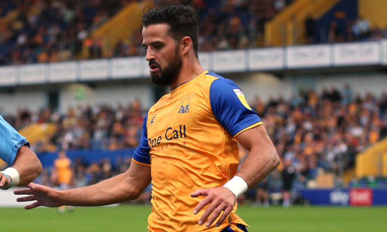 Stephen McLaughlin, Mansfield, League Two title odds