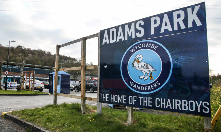 Wycombe, Adams Park, League One title odds