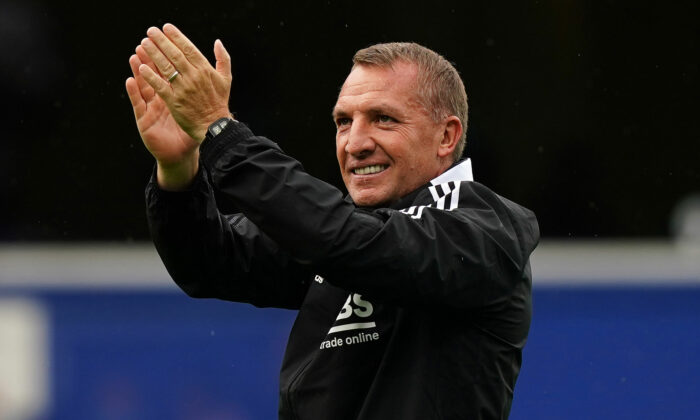 Brendan Rodgers, Leicester v Napoli betting tips