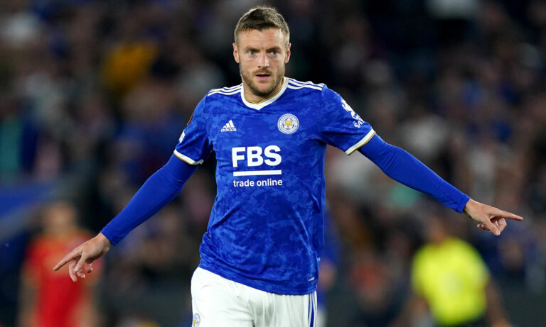 Jamie Vardy, Leicester, Palace v Leicester betting tips