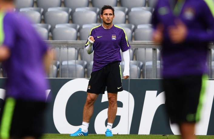 Frank Lampard new favourite to become next MK Dons manager
