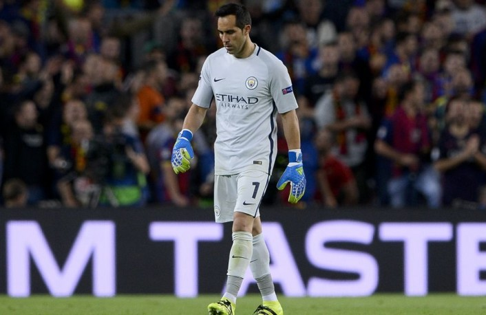 It's time to talk about Claudio Bravo, and who Pep should turn to now