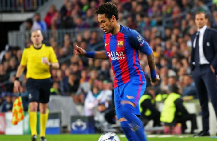 Man United winning transfer tug of war with City over Neymar