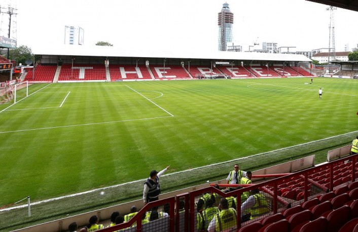 Talented young Brentford striker is our Signing of the Week