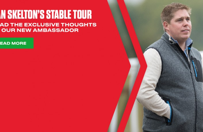 Dan Skelton: Our racing ambassador gives us a Stable Tour
